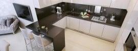 small-modern-kitchen-black-and-white-theme