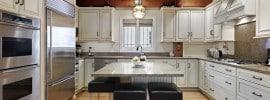custom-white-u-shaped-kitchen-design