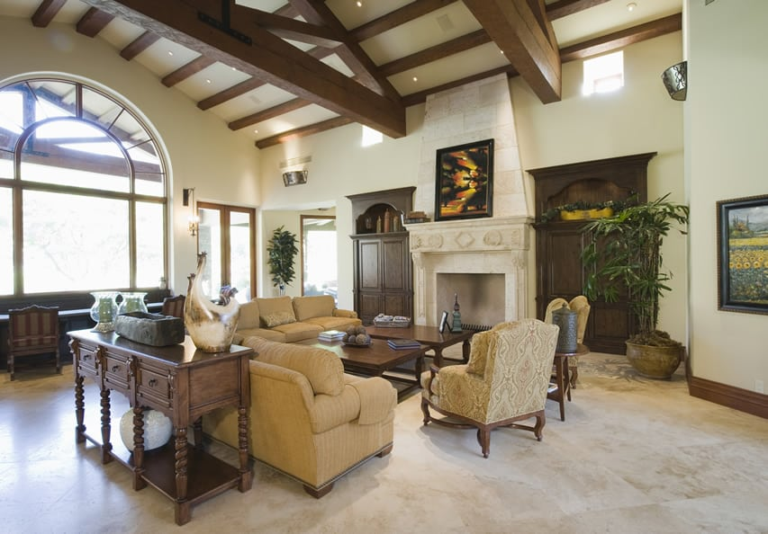 Beautiful formal living room design