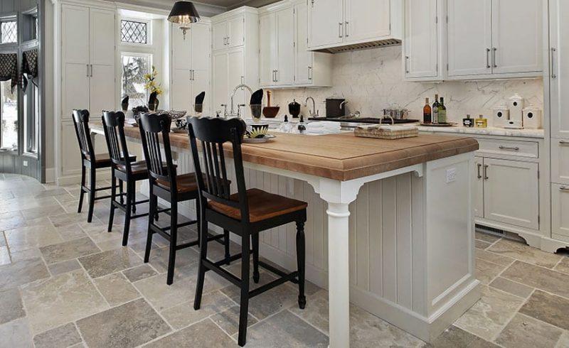 Kitchen Flooring Ideas (Most Popular)