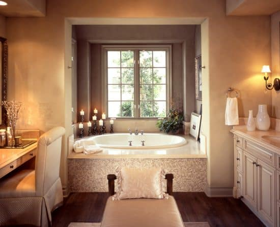 Create a spa bathroom design for the ultimate bathroom for Ultimate bathroom design