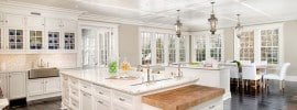 luxury-kitchen-with-calcutta-umber-marble-counter-island