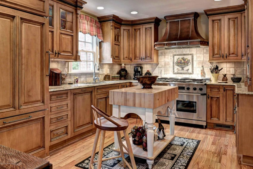 Classic country kitchen designs design ideas kitchens for Classic country kitchen designs