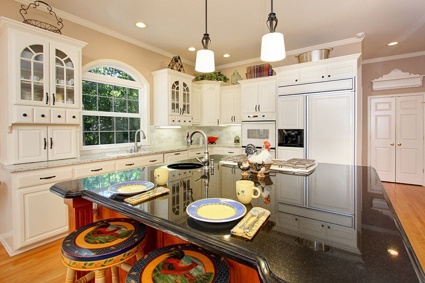 White Country Kitchen Images 47 beautiful country kitchen designs (pictures) - designing idea
