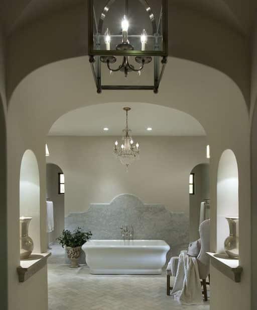 86 romantic master bathroom ideas romantic bathroom for Romantic master bathroom