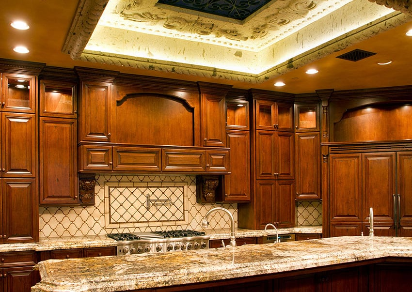 Brilliant 29 Custom Solid Wood Kitchen Cabinets Designing Idea Largest Home Design Picture Inspirations Pitcheantrous