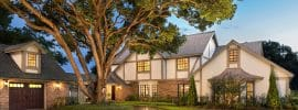 tudor-style-house-front-yard