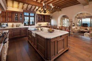 Craftsman Kitchen Cabinets (Door Styles & Designs)