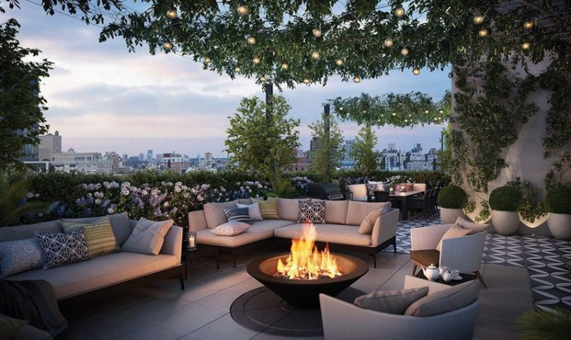 Attractive Welcome To Our Gallery Of Beautiful Patio Ideas. These Patio Areas Feature  Homes With Outdoor Kitchens, Fire Pits, High End Outdoor Furniture, Hot  Tubs, ...