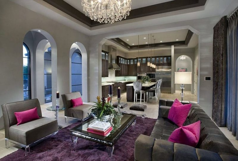 45 Beautifully Decorated Living Rooms (Pictures) - Designing Idea