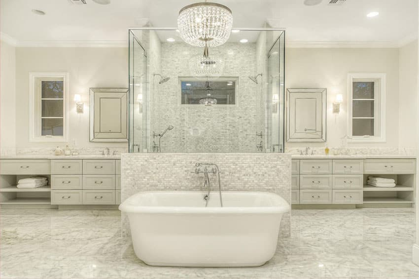 65 Luxury Bathtubs (Beautiful Pictures) - Designing Idea