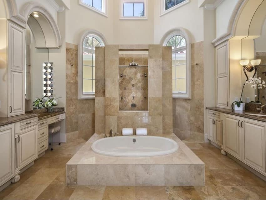 Luxury Marble Bathrooms 65 luxury bathtubs (beautiful pictures) - designing idea