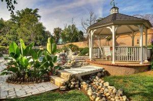 39 Gorgeous Gazebo Ideas (Outdoor Patio & Garden Designs)