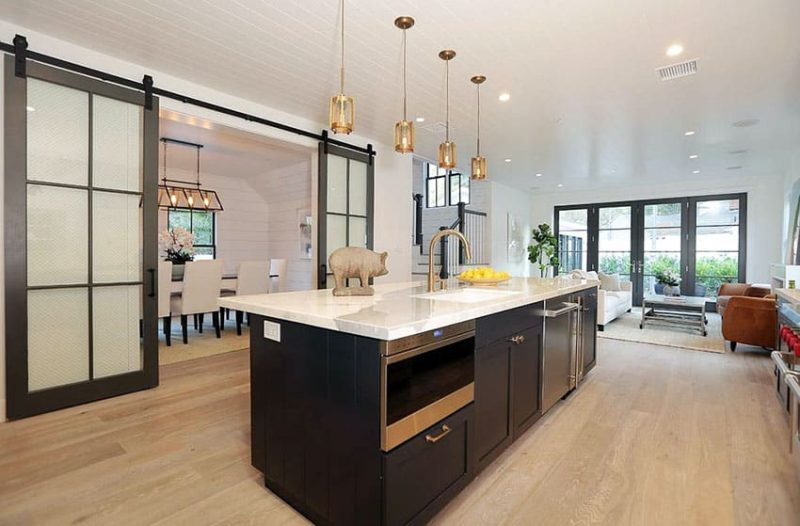 This Gallery Features Interior Sliding Barn Doors In A Variety Of Styles And Rooms Within The Home Adding Partition Style Door To Your House Is