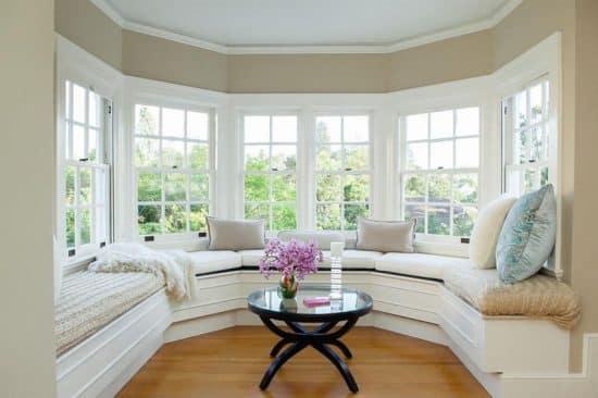 45 Window Seat Ideas (Benches, Storage & Cushions) - Designing Idea
