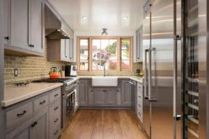 23 Small Galley Kitchens (Design Ideas)