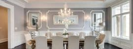 elegant-gray-formal-dining-room-with-wainscoting