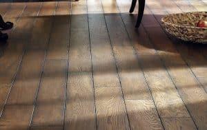 How to Fix Scratched Wood Floor