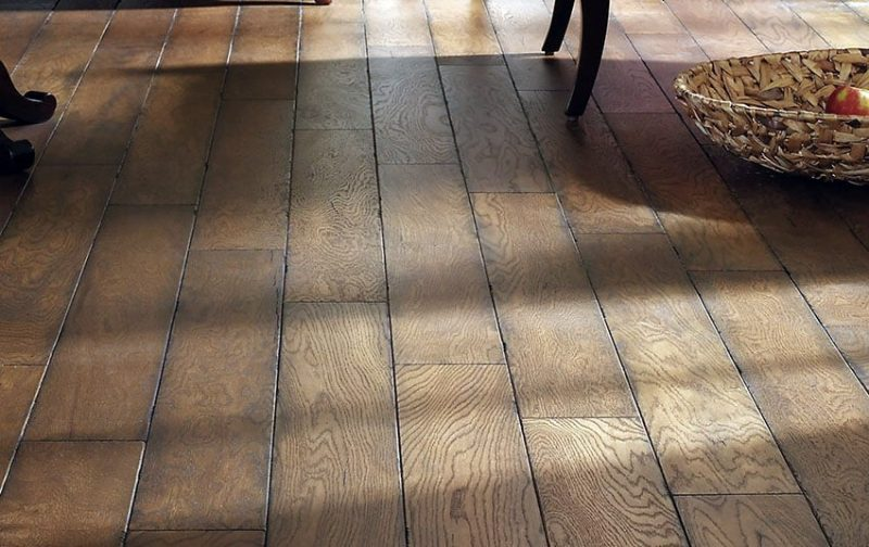 How to Fix Scratched Wood Floor - How To Fix Scratched Wood Floor - Designing Idea
