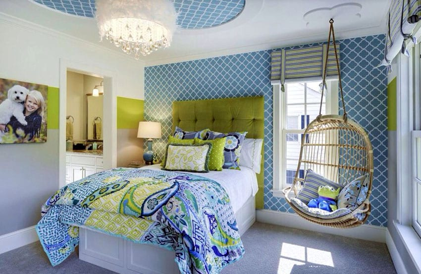 Cool Hanging Chairs For The Bedroom Designing Idea