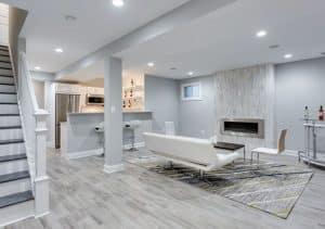 Basement Flooring Ideas (Best Design Options)