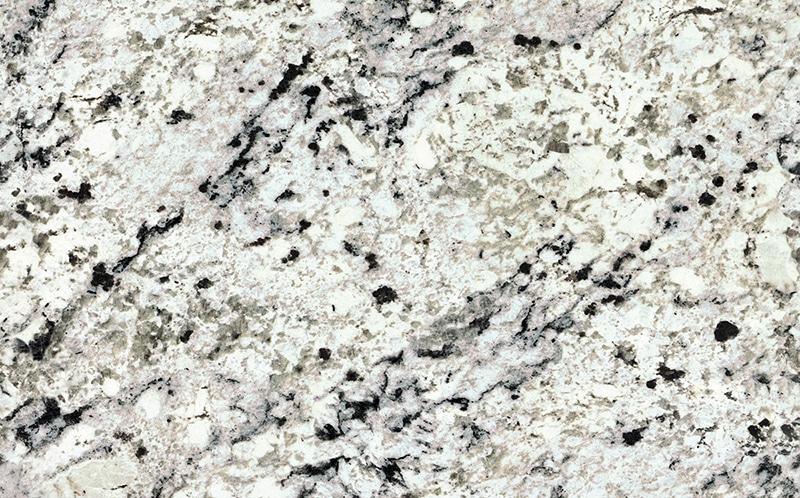 White Ice Granite : White granite countertops colors styles designing idea