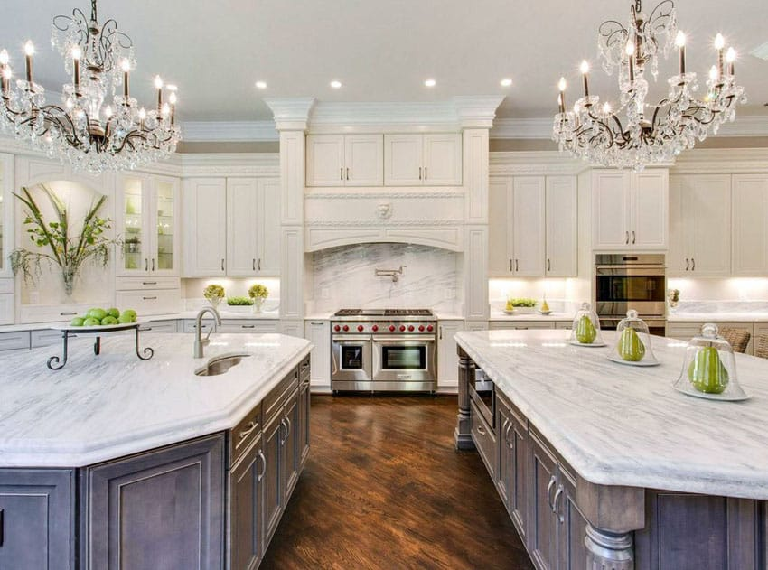 23 Stunning Gourmet Kitchen Design Ideas