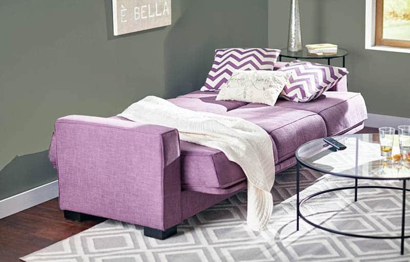 Convertible sleeper sofa bed