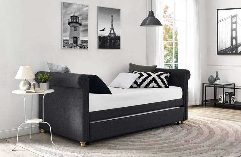 Daybed with trundle bed underneath