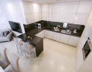 17 Small Kitchen Design Ideas