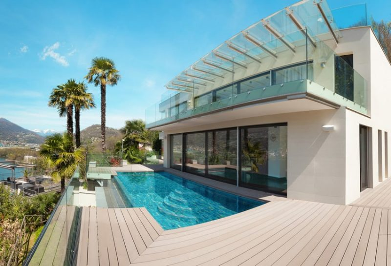 infinity pools for homes. Exellent Pools These Small Swimming Pool Ideas Feature A Variety Of Designs For Those With  Limited  For Infinity Pools Homes I