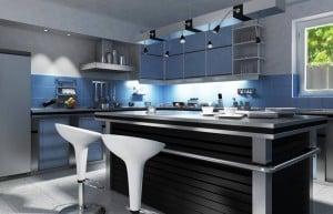 77 Modern Kitchen Designs (Photo Gallery)