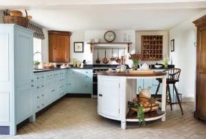 27 Blue Kitchen Ideas (Pictures of Decor, Paint & Cabinet Designs)