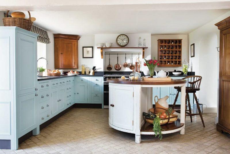 27 Blue Kitchen Ideas (Pictures of Decor, Paint & Cabinet Designs ...