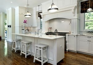 35 Beautiful White Kitchen Designs (With Pictures)