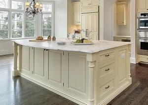 beautiful-white-marble-kitchen-island