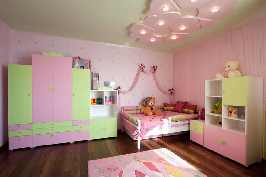 36 Cute Bedroom Ideas for Girls (Pictures of Furniture & Decor ...