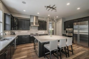 53 High-End Contemporary Kitchen Designs (With Natural Wood Cabinets)