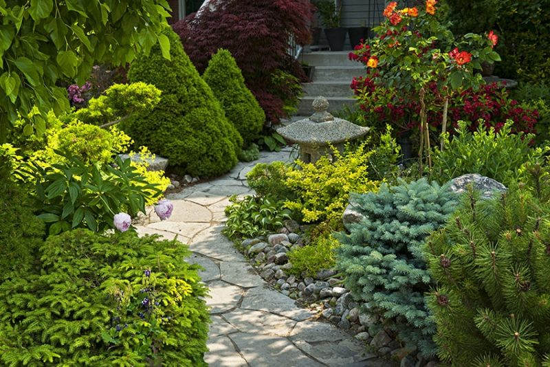 75 Walkway Ideas & Designs (Brick, Paver & Flagstone) - Designing Idea