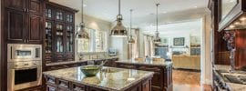 dark-cabinet-kitchen-french-provincial-home