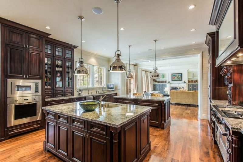 This Beautiful French Provincial House Design Showcases The Formal Style,  Grand Architecture And Country Theme These Homes Are Well Known For.
