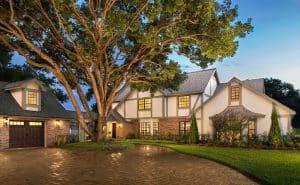 Tudor Style House Design
