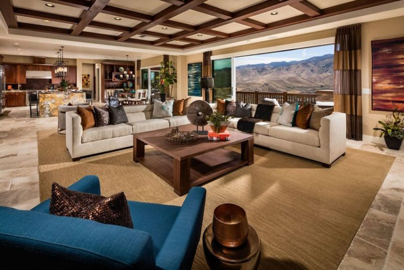 43 Beautiful Large Living Room Ideas (Formal U0026 Casual Designs)