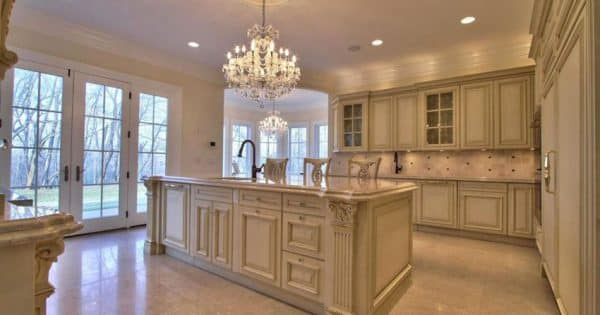 29 Beautiful Cream Kitchen Cabinets Design Ideas Designing Idea