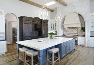 35 Beautiful Rustic Kitchens (Design Ideas)