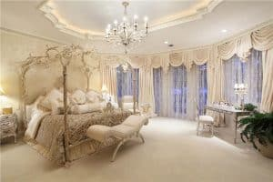 27 Luxury French Provincial Bedrooms (Design Ideas)