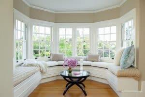 45 Window Seat Ideas (Benches, Storage & Cushions)