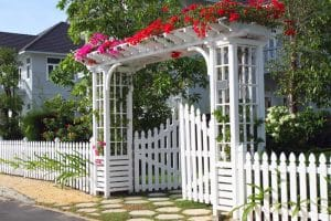 40 Best Garden Fence Ideas (Design Pictures)