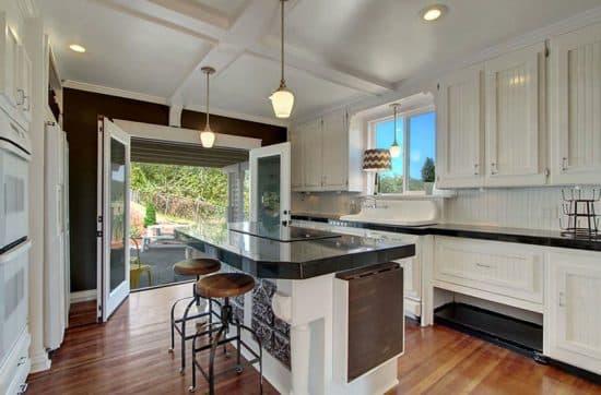 Beautiful Beadboard Kitchen Cabinets (Design Ideas ...