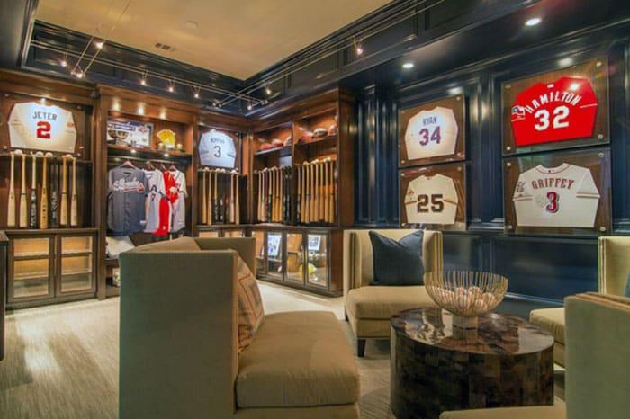 sports-team-memorabilia-room